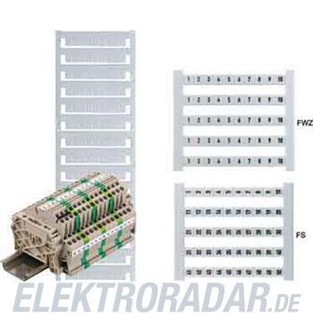 Weidmüller Klemmenmarkierer DEK 8 FW51-100TAMPOP