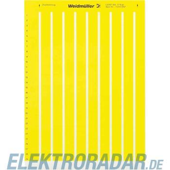 Weidmüller Gerätemarkierer LM MT300 20X8 SI