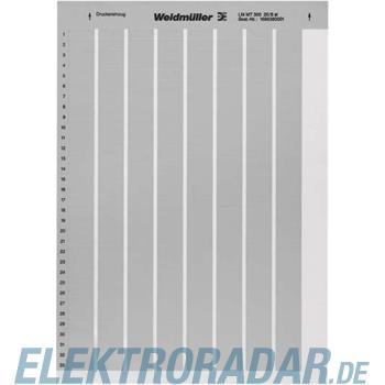 Weidmüller Gerätemarkierer LM MT300 17X9 SI