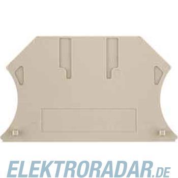 Weidmüller Abschlussplatte ZAP/TW ZDU1.5/3AN BL