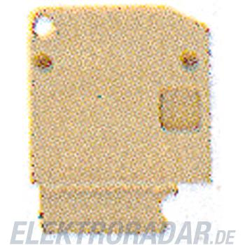Weidmüller Abschlussplatte AP DLD2.5/PE DB