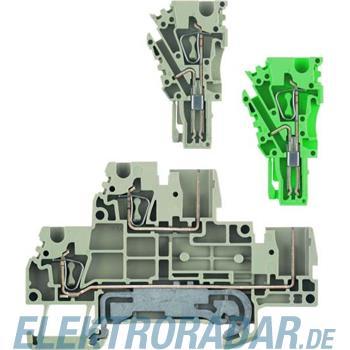Weidmüller Doppel Trennklemme ZDT 2.5/2 DU-PE