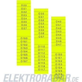 Weidmüller Gerätemarkierer ET S7-400-GE-A4-1