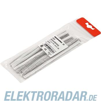 Weidmüller Aderendhülse Bandware H0,5/14T W BD