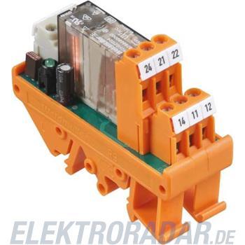 Weidmüller Relaiskoppler RSM4-2RT 24V (+)CERB