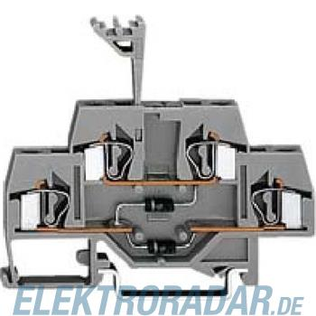 WAGO Kontakttechnik Doppelstockklemme 281-635/281-491