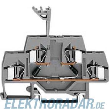 WAGO Kontakttechnik Doppelstockklemme 281-636/281-488
