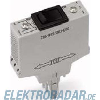 WAGO Kontakttechnik Relaisstecker 286-896