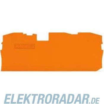 WAGO Kontakttechnik Abschluss-u.Zwischenplatte 2010-1392