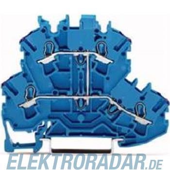 WAGO Kontakttechnik Doppelstockklemme 2002-2209