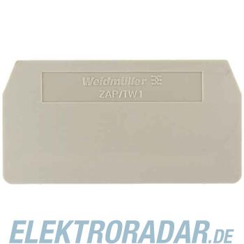 Weidmüller Abschluss-/Zwischenplatte PAP 2.5/4