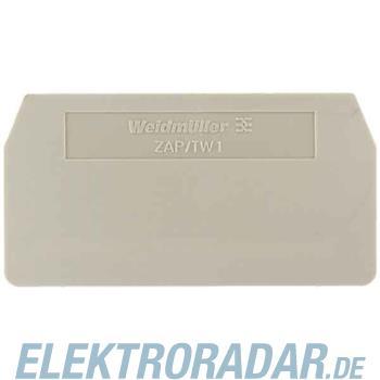 Weidmüller Abschluss-/Zwischenplatte PAP 2.5/4/4AN