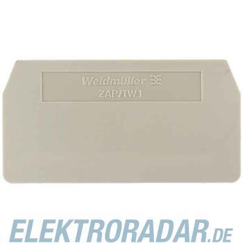 Weidmüller Abschluss-/Zwischenplatte PAP PDU6/10/3AN