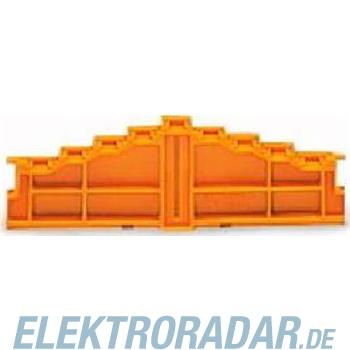 WAGO Kontakttechnik Abschlußplatte 727-206