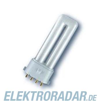 Osram Leuchtstofflampe DULUX S/E11W/840