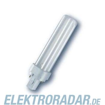 Osram Leuchtstofflampe DULUX D13W/830