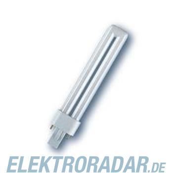 Osram Leuchtstofflampe DULUX S 7W/830