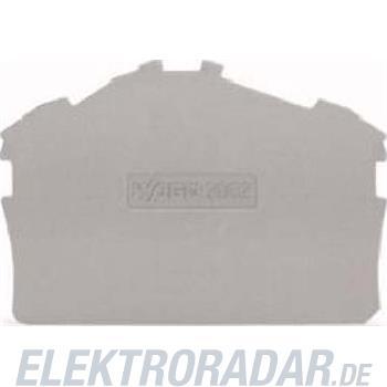 WAGO Kontakttechnik Abschluss-/Zwischenplatte 2002-6391