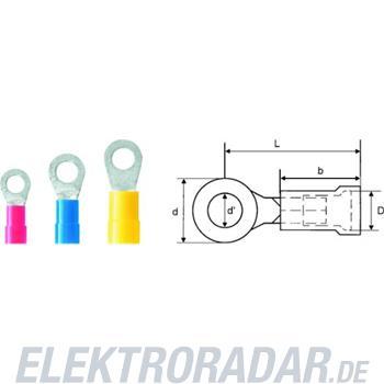 Weidmüller Ringkabelschuhe LIR 1,5M8 V