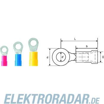 Weidmüller Ringkabelschuhe LIR 6,0M4 V