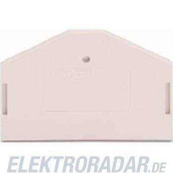 WAGO Kontakttechnik Abschlußplatte 280-354