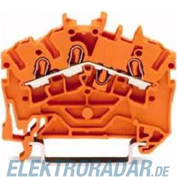 WAGO Kontakttechnik Durchgangsklemme 2002-6302