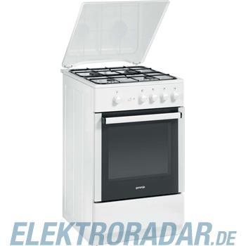 Gorenje Vertriebs Gasherd GI 52103 AW