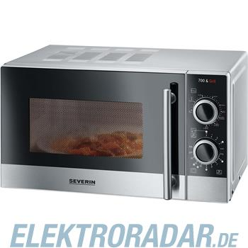 Severin Mikrowelle m.Grill MW 7874 si/eds