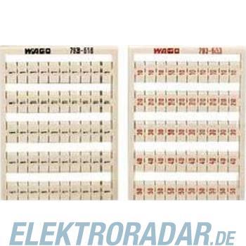 WAGO Kontakttechnik WMB-Bezeichnungssystem 793-656