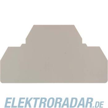 Weidmüller Abschlussplatte ZAP ZDU4-2 OR