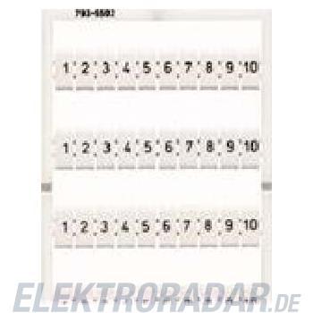 WAGO Kontakttechnik WMB-Bezeichnungssystem 793-4506