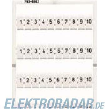 WAGO Kontakttechnik WMB-Bezeichnungssystem 793-4545