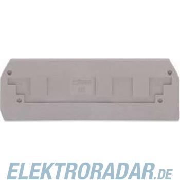 WAGO Kontakttechnik Abschlußplatte 282-308
