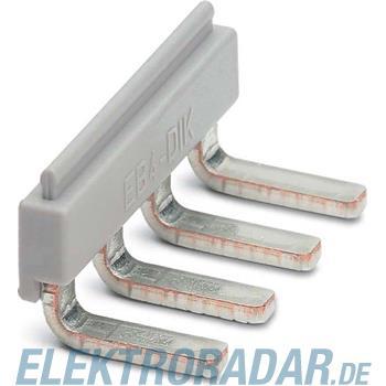 Phoenix Contact Querverbinder/Brücke für R EB 4- DIK RD