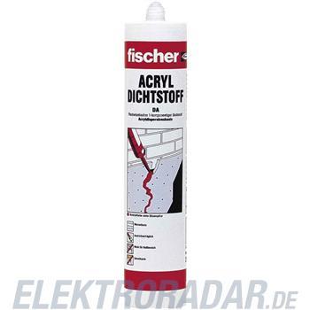 Fischer Deutschl. Acryldichtstoff DA BR