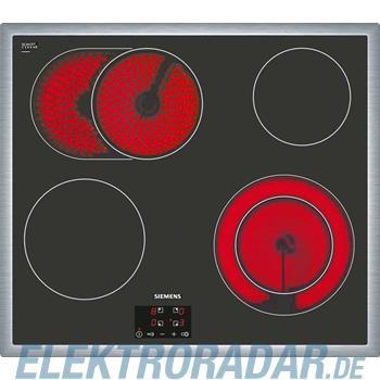 Siemens Glaskeramik-Kochfeld ET645HN17