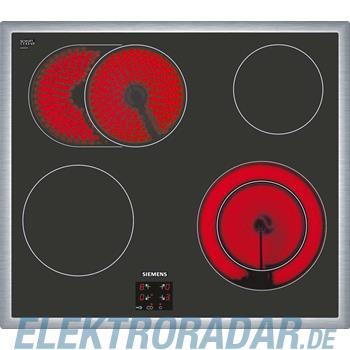 Siemens Glaskeramik-Kochfeld EF645HN17