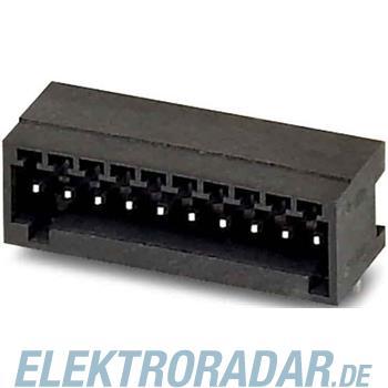 Phoenix Contact Grundleiste für Leiterplat MC 0,5/10-G-2,5 THT