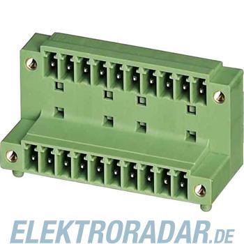 Phoenix Contact Grundleiste für Leiterplat MCD 1,5/ 6-GF-3,81