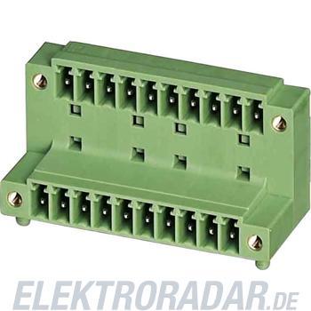 Phoenix Contact Grundleiste für Leiterplat MCD 1,5/10-GF-3,81