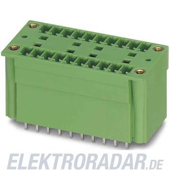 Phoenix Contact Grundleiste für Leiterplat MCDV 1,5/ 3-G1F-3,81