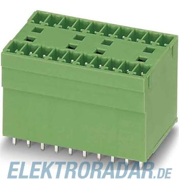 Phoenix Contact Grundleiste für Leiterplat MCDV 1,5/10-G1-3,81