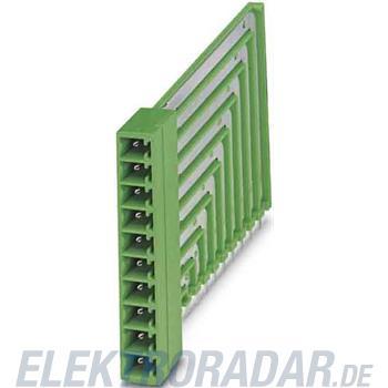 Phoenix Contact Grundleiste für Leiterplat MCO 1,5/ 8-GR-3,81