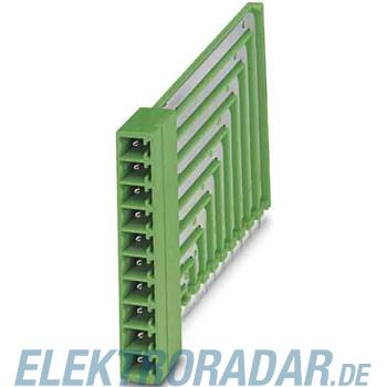 Phoenix Contact Grundleiste für Leiterplat MCO 1,5/10-GR-3,81