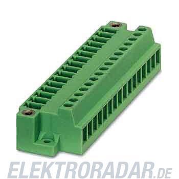 Phoenix Contact Grundleiste für Leiterplat MCVU 1,5/15-GFD-3,81