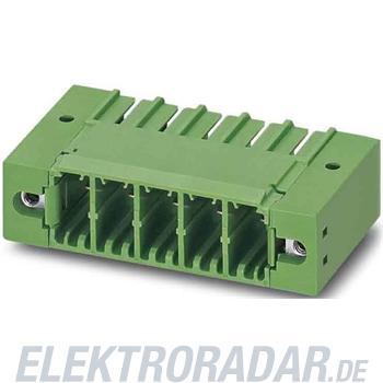 Phoenix Contact Grundgehäuse mit Gewindefl PC 5/ 8-GF-7,62