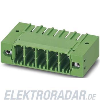 Phoenix Contact Grundgehäuse mit Gewindefl PC 5/12-GF-7,62