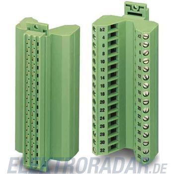 Phoenix Contact Schraub-Federleiste, Baufo SFLY 2,5/F32/ZB