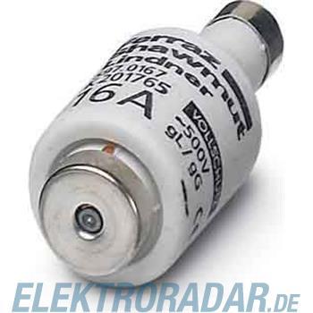 Phoenix Contact Sicherungs-Reihenklemme S-II- 6 A/500 V