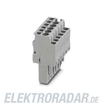 Phoenix Contact COMBI-Stecker SPB 2,5/ 1 BU
